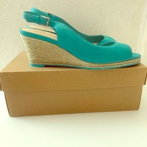 Cole Haan Adelaide Mid Wedge
